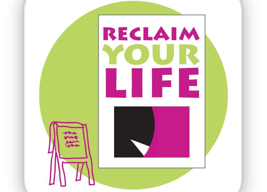 Arrange Training for Reclaim Your Life