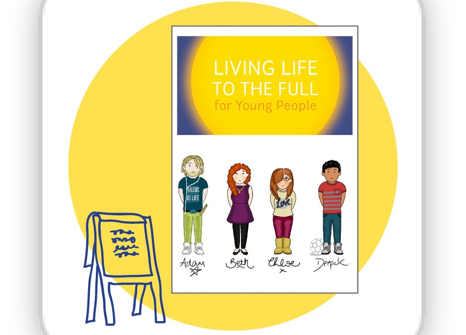 Arrange Training for LLTTF for Young People