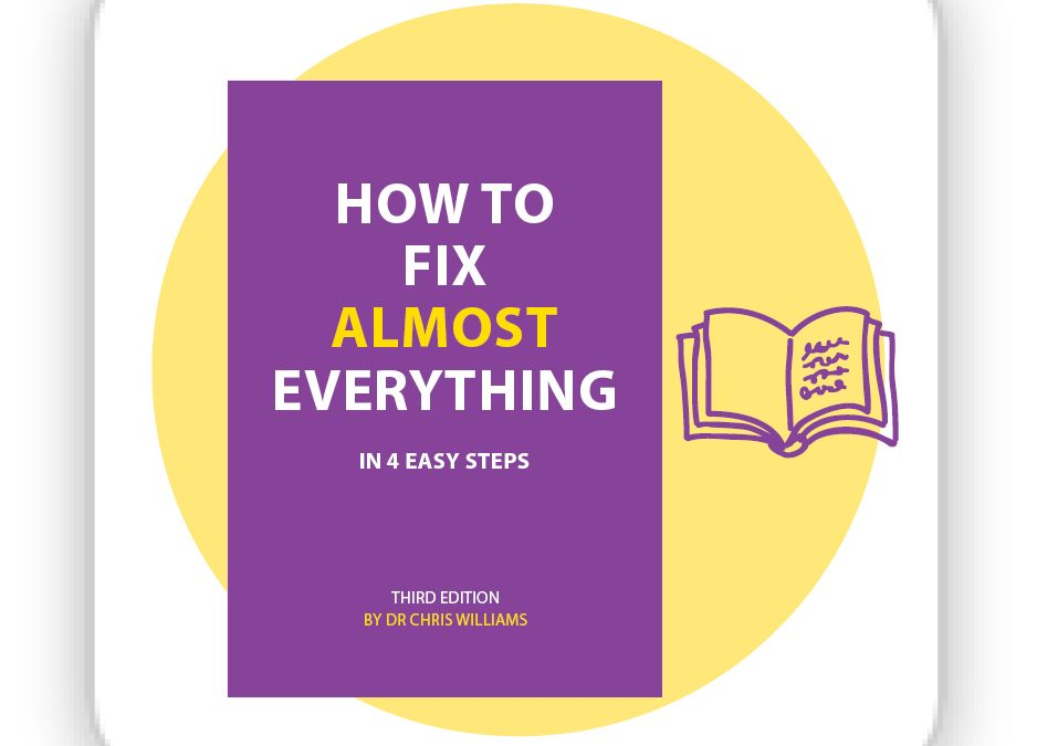 How to Fix Almost Everything 3rd Edition
