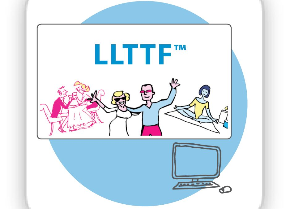 Living Life to the Full (LLTTF) Course for Adults 3rd Edition (non-commercial licence)